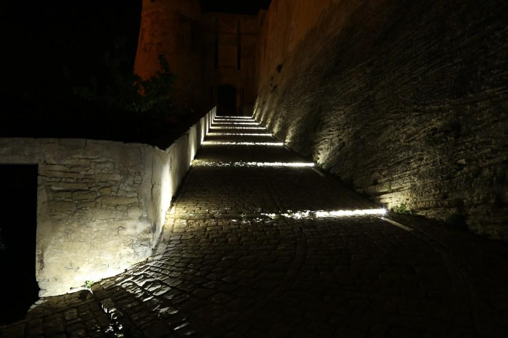 Montée Rastello - Citadelle de Bonifacio