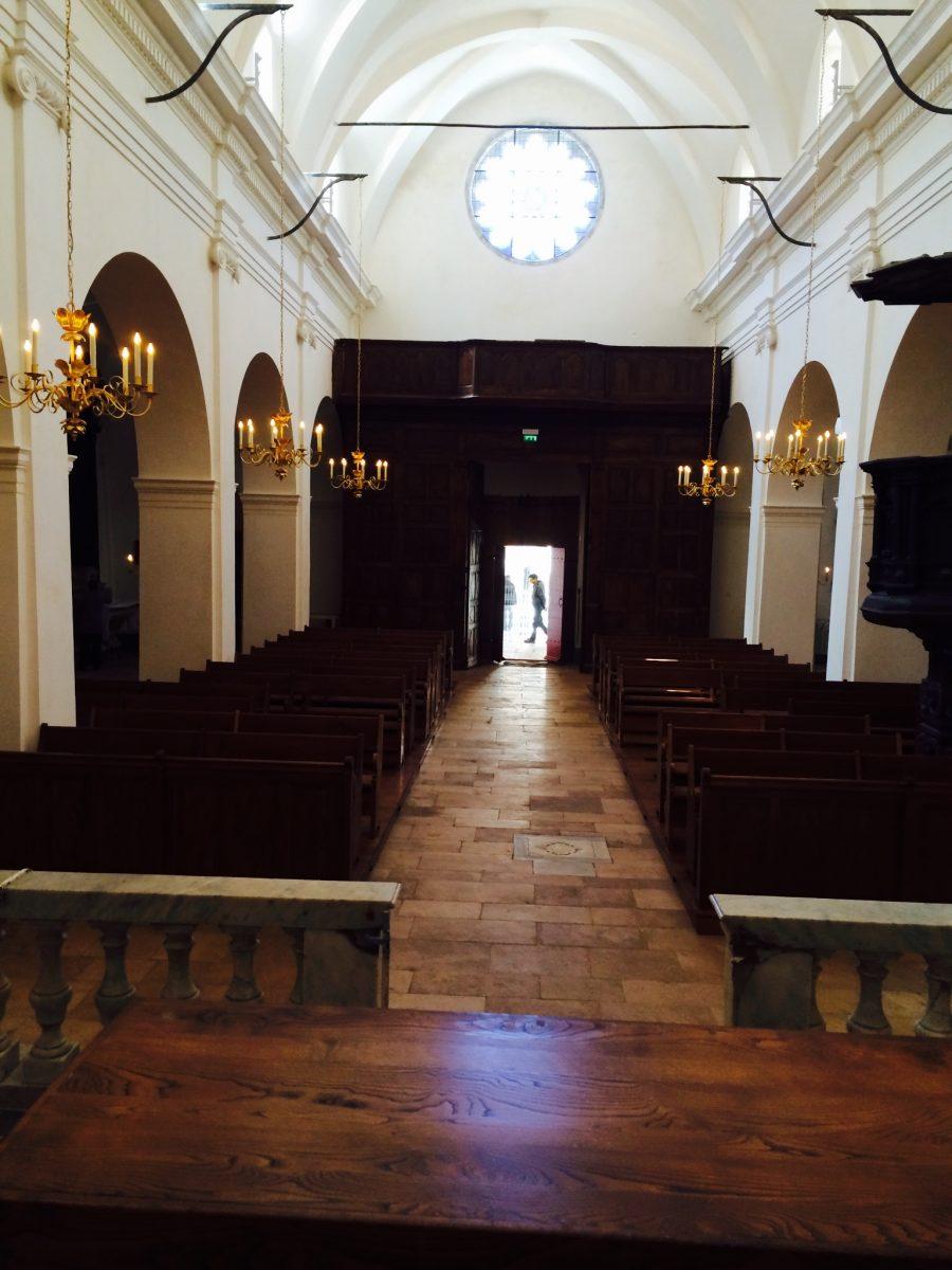 Eglise Ste Majeure-Majeure - Bonifacio