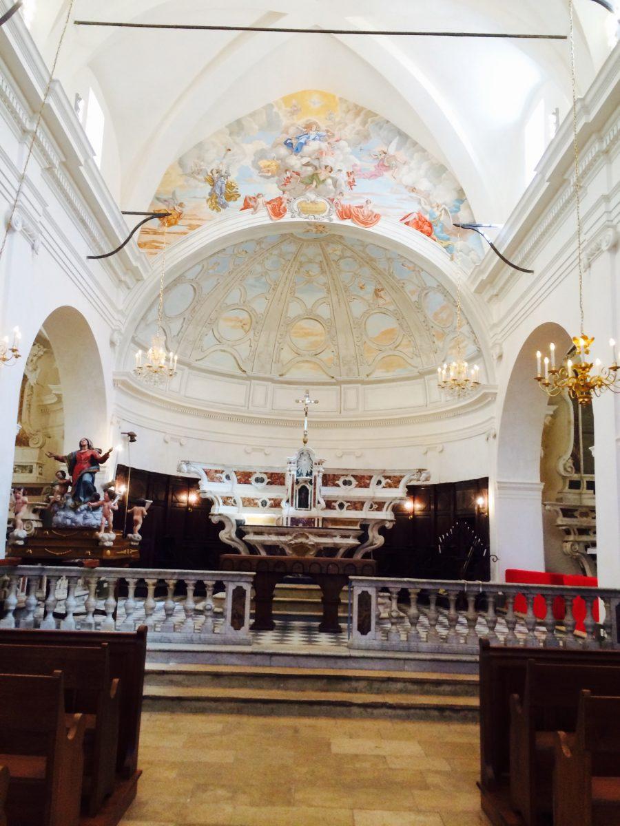 Eglise Ste Marie-Majeure - Bonifacio